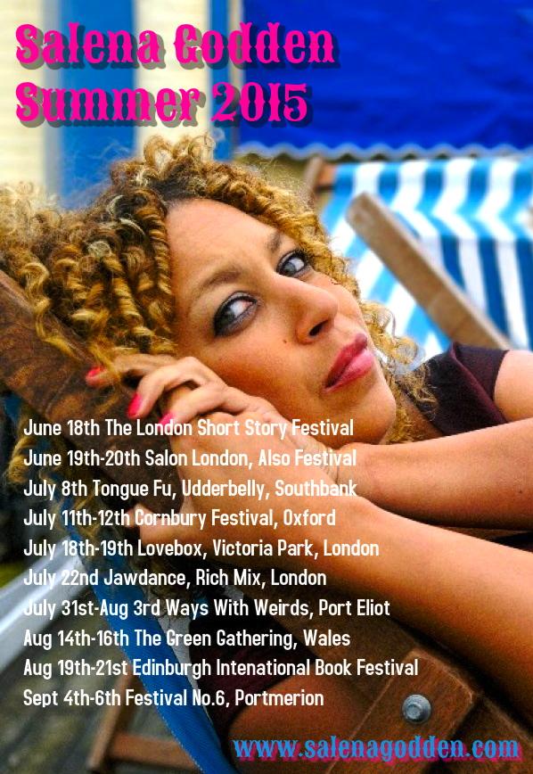 Summer gig poster